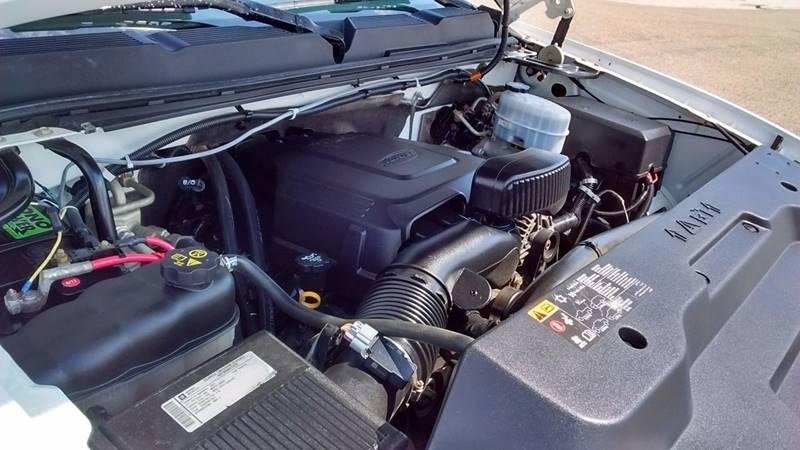 2011 Chevrolet Silverado 2500HD 4x4 LT 4dr Crew Cab SB - Caldwell ID