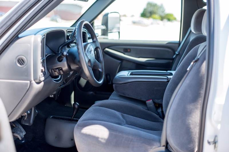 2007 GMC Sierra 2500HD Classic Work Truck 4dr Crew Cab 4WD LB - Caldwell ID