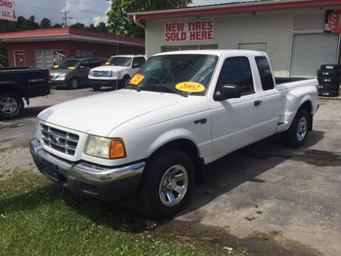2002 Ford Ranger for sale in Middlesboro, KY
