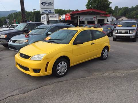 2007 Ford Focus for sale in Middlesboro, KY