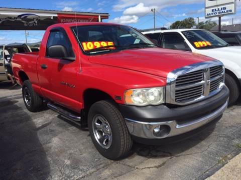 2003 Dodge Ram Pickup 1500 for sale in Middlesboro, KY
