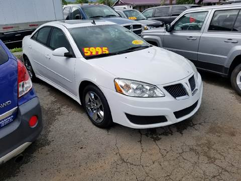 2010 Pontiac G6 for sale in Middlesboro, KY