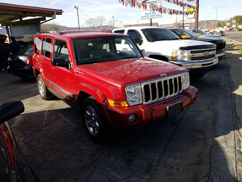 2006 Jeep Commander Limited 4dr Suv 4wd In Middlesboro Ky