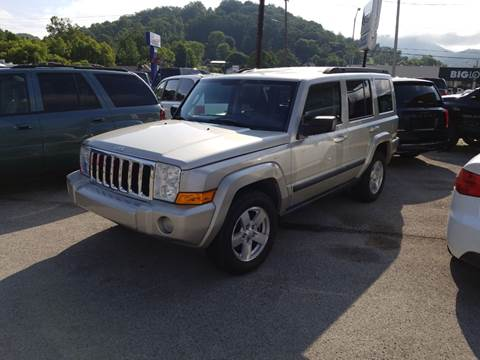 2008 Jeep Commander for sale in Middlesboro, KY