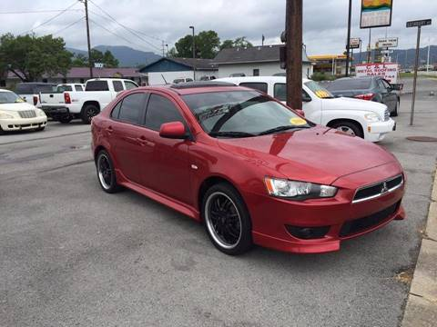 2010 Mitsubishi Lancer Sportback for sale in Middlesboro, KY
