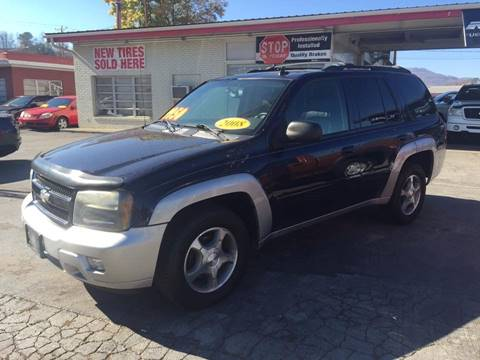 2009 Chevrolet TrailBlazer for sale in Middlesboro, KY