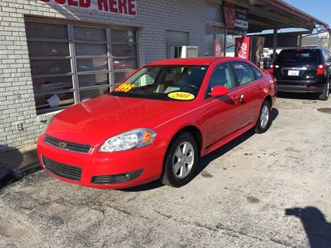 2011 Chevrolet Impala for sale in Middlesboro, KY