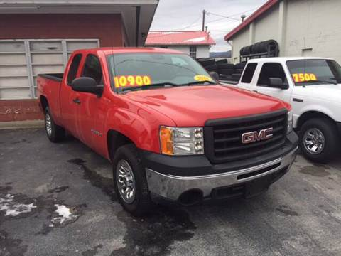 2010 GMC C/K 1500 Series for sale in Middlesboro, KY
