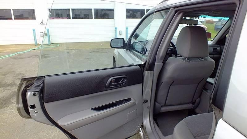 2007 Subaru Forester AWD 2.5 X 4dr Wagon (2.5L F4 4A) - Tillamook OR