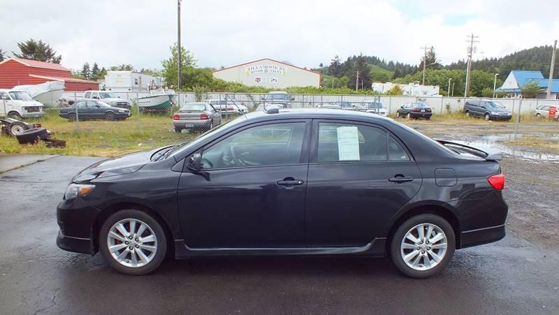2010 Toyota Corolla S 4dr Sedan 4A - Tillamook OR