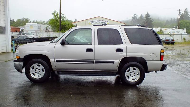 2005 Chevrolet Tahoe Z71 4WD 4dr SUV - Tillamook OR