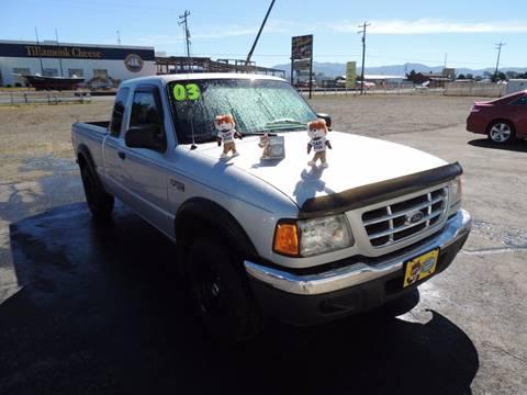 2003 Ford Ranger for sale in Tillamook, OR