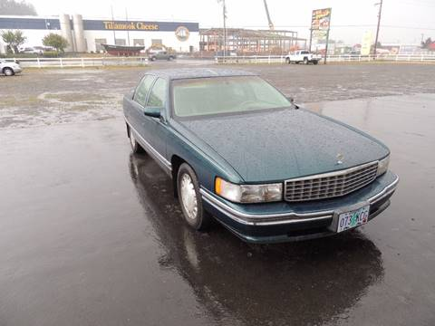 1996 Cadillac DeVille for sale in Tillamook, OR