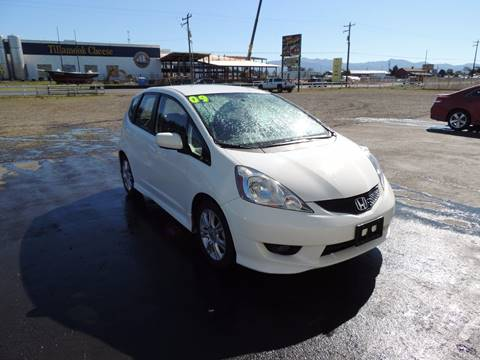 2009 Honda Fit for sale in Tillamook, OR