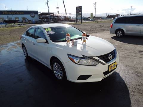 2016 Nissan Altima for sale in Tillamook, OR