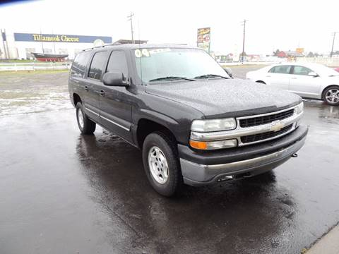 2004 Chevrolet Suburban for sale in Tillamook, OR