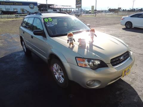 2005 Subaru Outback for sale in Tillamook, OR