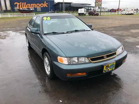 1996 Honda Accord for sale in Tillamook, OR