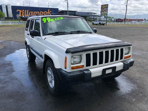 1999 Jeep Cherokee for sale in Tillamook, OR