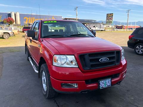 2004 Ford F-150 for sale in Tillamook, OR