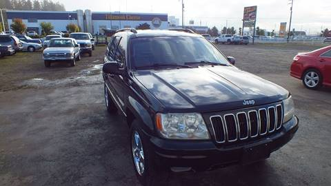 2003 Jeep Grand Cherokee for sale in Tillamook, OR