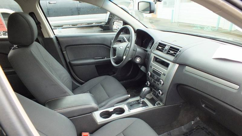 2012 Ford Fusion SE 4dr Sedan - Tillamook OR