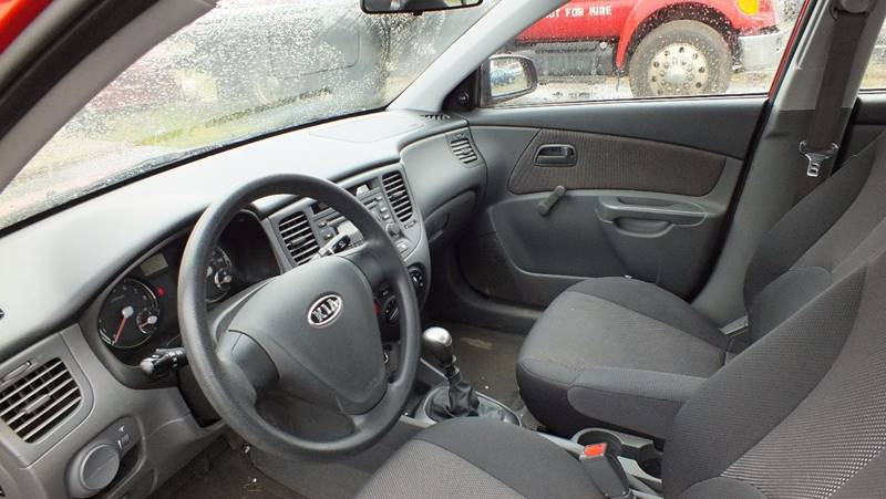2008 Kia Rio 4dr Sedan - Tillamook OR