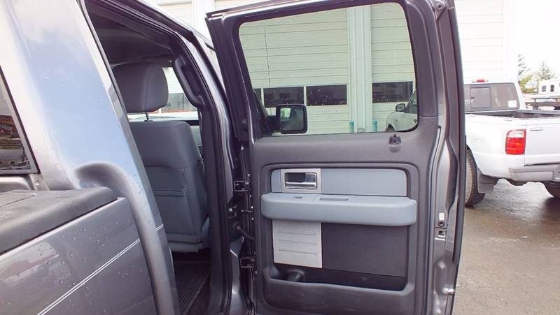 2011 Ford F-150 4x4 FX4 4dr SuperCrew Styleside 6.5 ft. SB - Tillamook OR