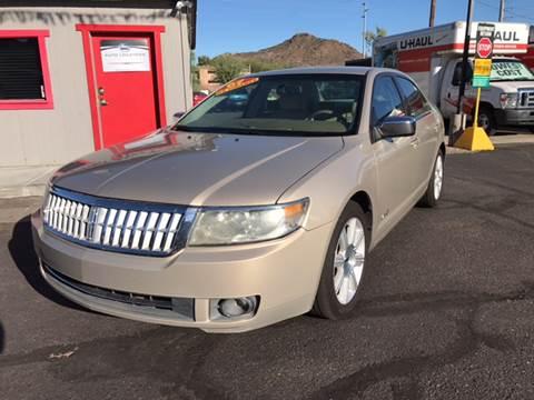 2007 Lincoln MKZ for sale in Phoenix, AZ