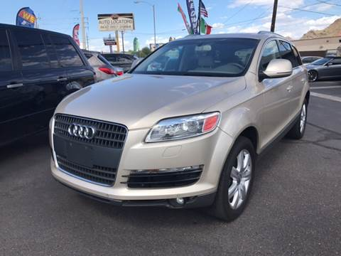 2008 Audi Q7 for sale in Phoenix, AZ