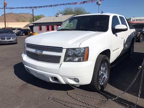 2008 Chevrolet Avalanche for sale in Phoenix, AZ