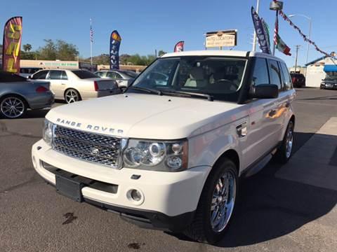 2008 Land Rover Range Rover Sport for sale in Phoenix, AZ