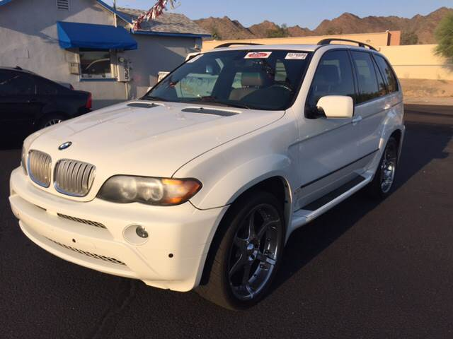 2005 BMW X5 4.4i In Phoenix AZ - AUTO LOCATORS
