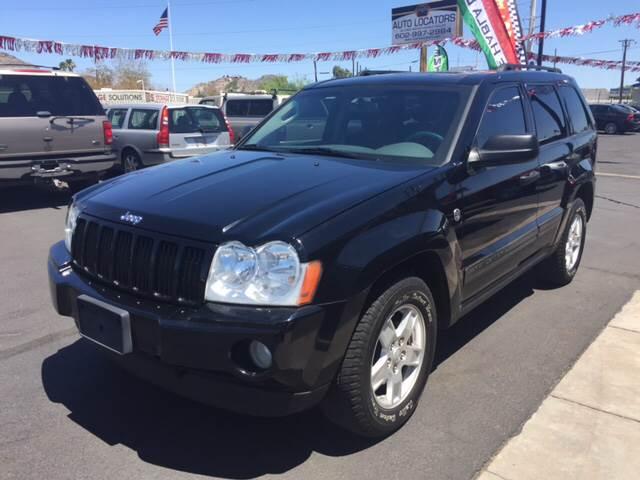 2006 Jeep Grand Cherokee For Sale At AUTO LOCATORS In Phoenix AZ