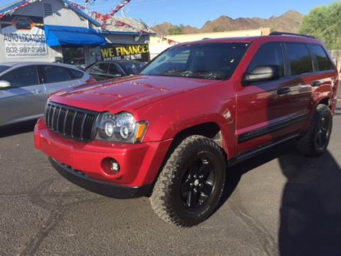 2005 Jeep Grand Cherokee for sale in Phoenix, AZ