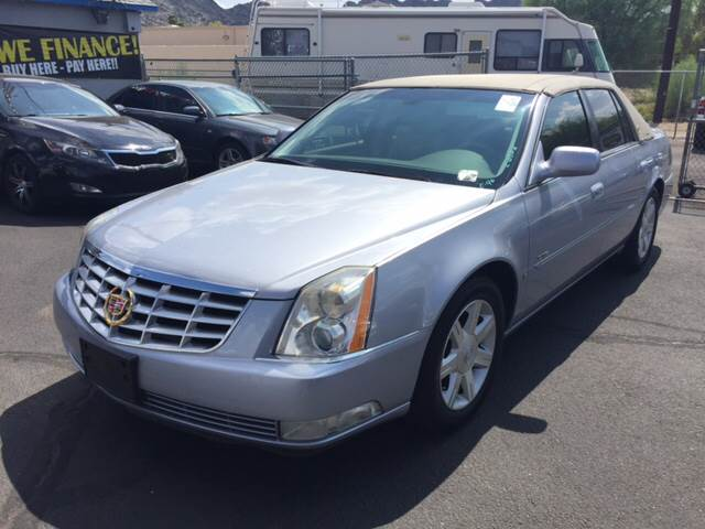 2006 Cadillac Dts Luxury I In Phoenix Az Auto Locators