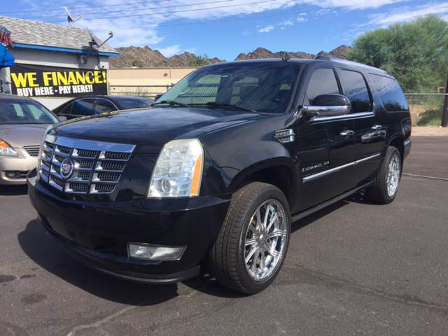 2007 Cadillac Escalade Esv In Phoenix Az Auto Locators