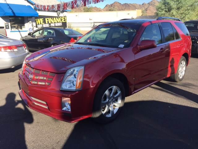 2009 Cadillac SRX V6 In Phoenix AZ - AUTO LOCATORS