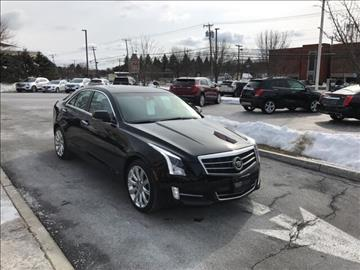 2014 Cadillac ATS for sale in Albany, NY