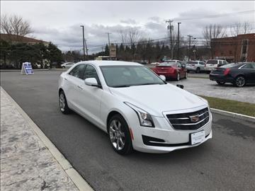 2016 Cadillac ATS for sale in Albany, NY