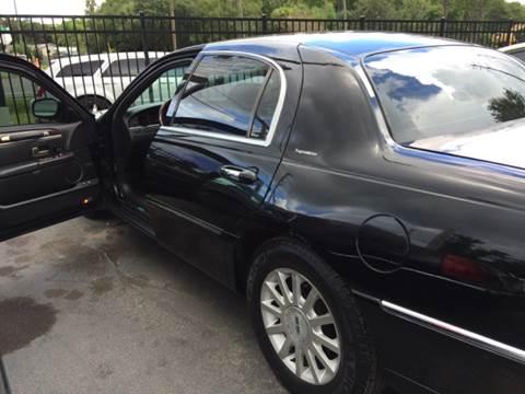 2007 Lincoln Town Car for sale in Orlando, FL
