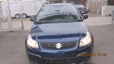 2011 Suzuki SX4 Crossover for sale in Denver, CO