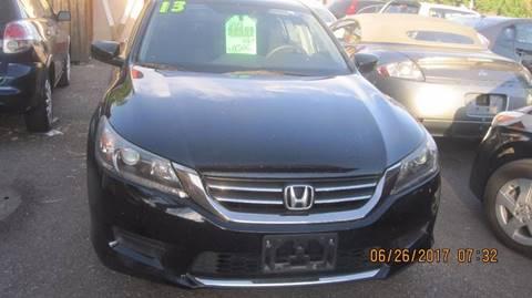 2013 Honda Accord for sale in Denver, CO