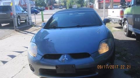 2007 Mitsubishi Eclipse Spyder for sale in Denver, CO
