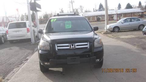 2007 Honda Pilot for sale in Denver, CO