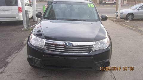 2010 Subaru Forester for sale in Denver, CO