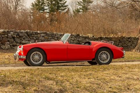 1959 MG MGA for sale in Bedford Hills, NY