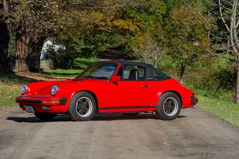 1988 Porsche 911 for sale in Bedford Hills, NY