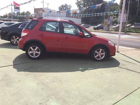 2008 Suzuki SX4 for sale in Zanesville, OH