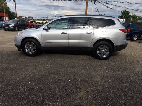 2011 Chevrolet Traverse for sale in Zanesville, OH